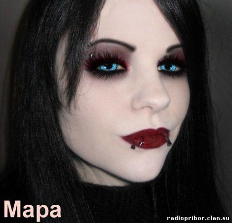 Девушки вампиры